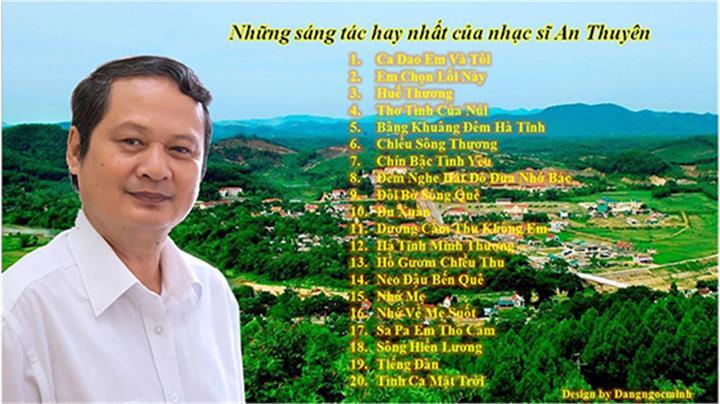 Âm hưởng dân ca ví giặm trong ca khúc của nhạc sĩ An Thuyên | giaoduc.edu.vn