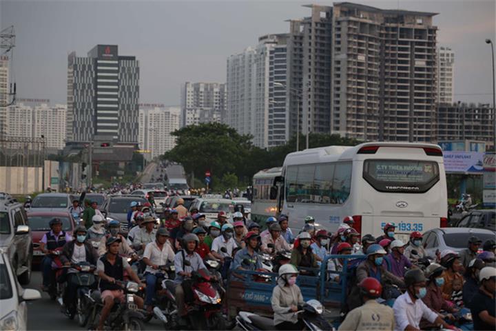 TP.HCM tính loại xe máy cũ để giảm ô nhiễm môi trường