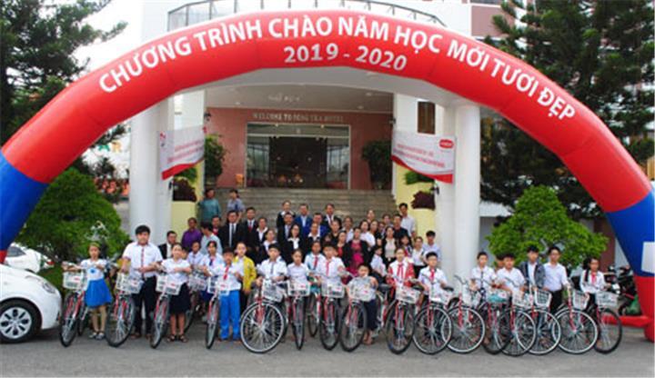 """Công ty BHNT Dai-ichi Việt Nam lan tỏa thông điệp """"Kết nối triệu yêu thương"""""""