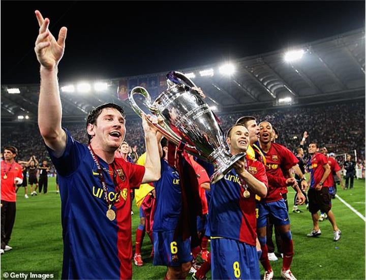 Nhờ Messi, 290 cầu thủ được Barca trả lương trọn đời