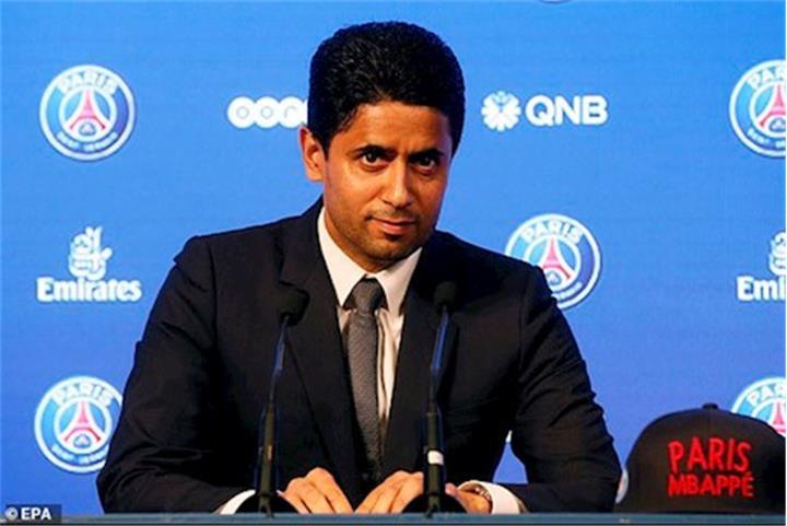 Chủ tịch PSG bị buộc tội hình sự khi hối lộ quan chức FIFA