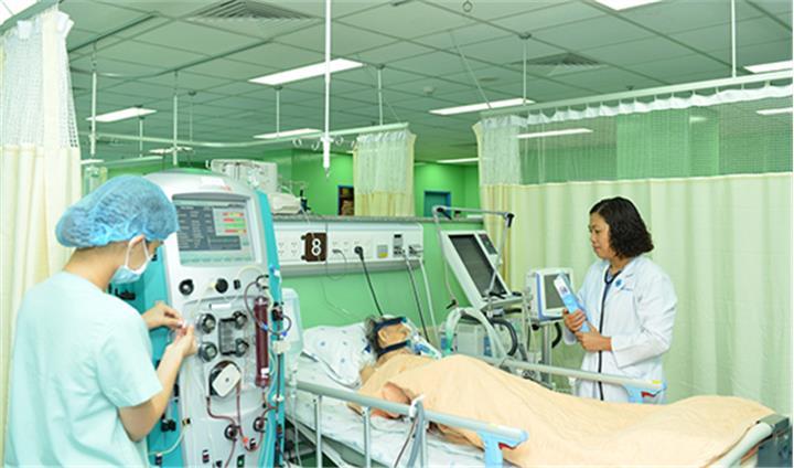 Ngày Thầy thuốc Việt Nam (27-2): Âm thầm nghề hồi sức tích cực