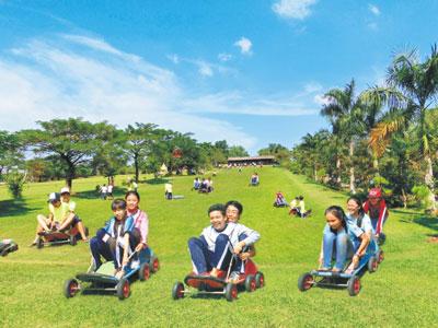 rượt cỏ ba vì – địa điểm thú vị dành cho hội nhóm tụ tập ngày cuối tuần