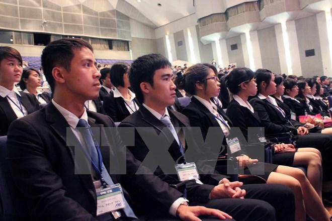 Khai giảng tiếng Nhật cho ứng viên điều dưỡng, hộ lý Việt Nam