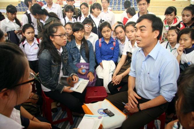 Chín trường ĐH được tuyển sinh theo nhóm