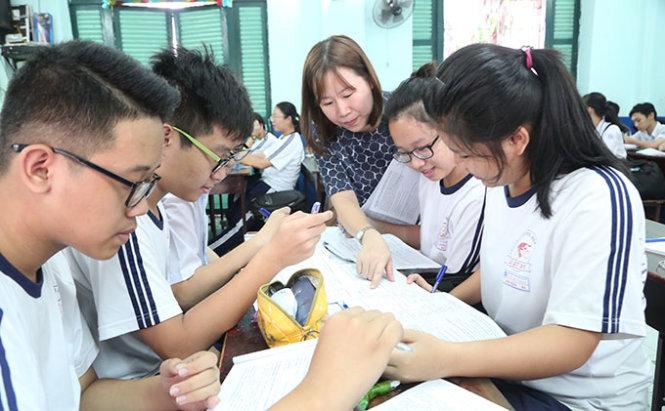Kết quả hình ảnh cho Làm bài và kiểm tra thật cẩn thật trước khi kết thức bài thi