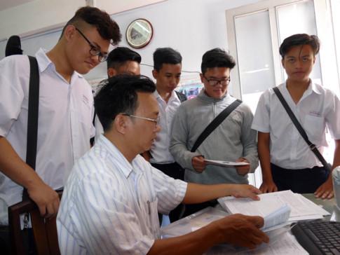 Đề thi THPT quốc gia sắp xếp từ dễ đến khó