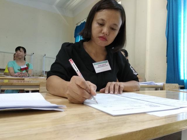Thi THPT quốc gia 2019: Dễ nảy sinh tiêu cực trong chấm thi môn Ngữ văn