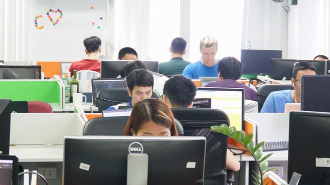 Nhu cầu tuyển dụng nhân sự ngành IT dự báo sẽ tăng mạnh trong năm 2019 /// Ảnh Trường Sơn