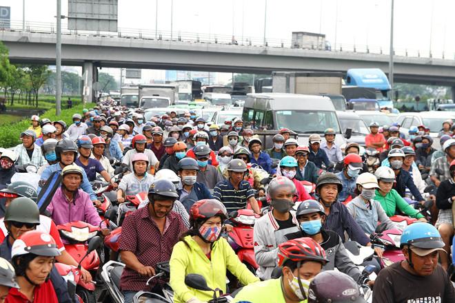 Đến 2030, TP.HCM cấm xe máy vào nội đô