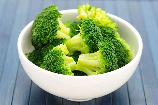 Rau và những loại trái cây ít đường tốt cho sức khỏe