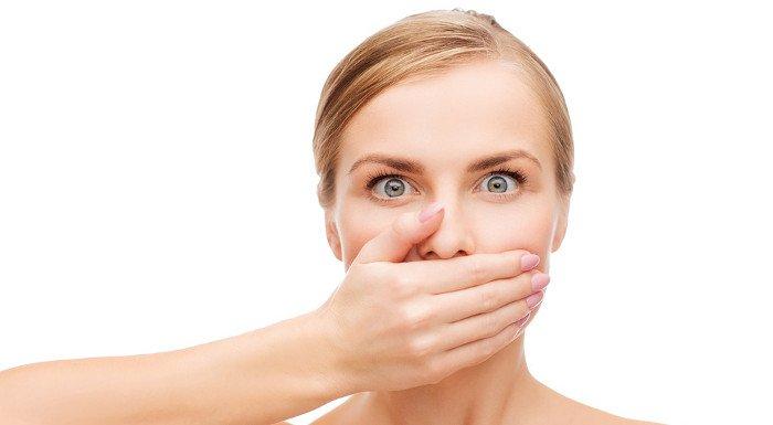 Viêm lợi không phải nguyên nhân duy nhất gây hôi miệng.