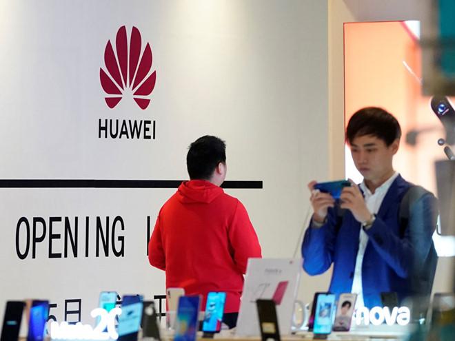 Mỹ tuyên chiến với Huawei | giaoduc edu vn