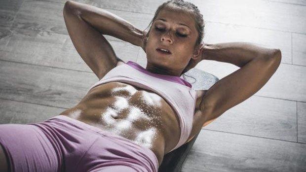 Chảy mồ hôi là một cơ chế điều hòa thân nhiệt, chứ không phải để đánh giá mức độ tập luyện của bạn.