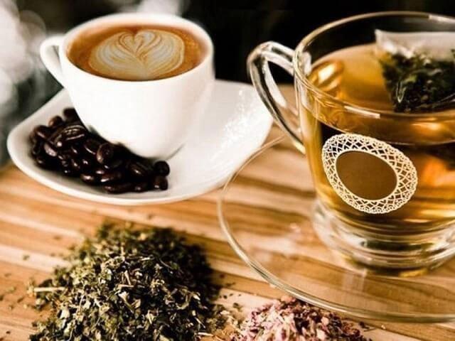 Trà và cà phê